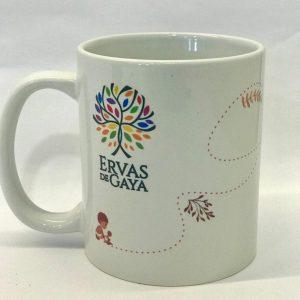 Xícara de porcelana Bem