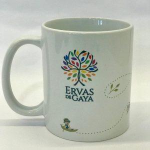 Xícara de porcelana Fé