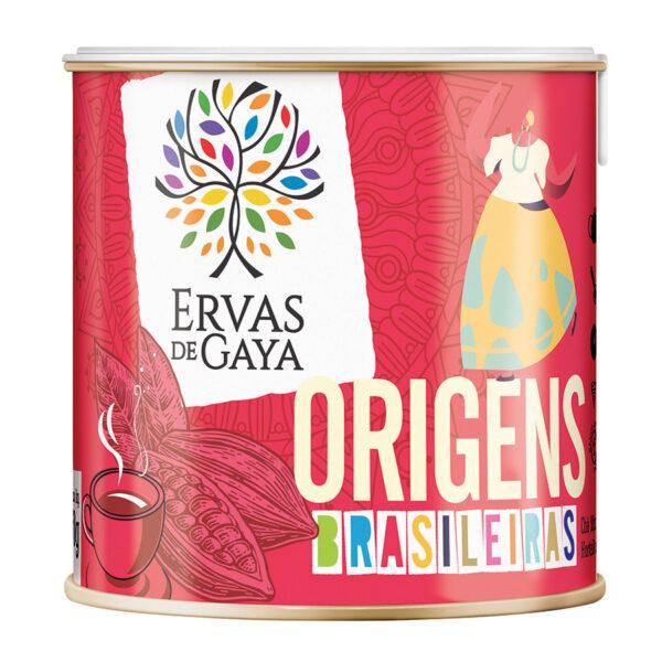 Chá Origens Brasileiras - Cacau com Hortelã e Pimenta Rosa