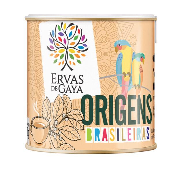 Chá Origens Brasileiras - Mate com pêssego