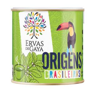 Chá Origens Brasileiras – Mate Tostado com Limão e hortelã.